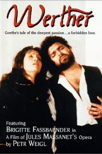 Poster of Werther
