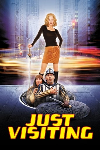 Poster of Just Visiting
