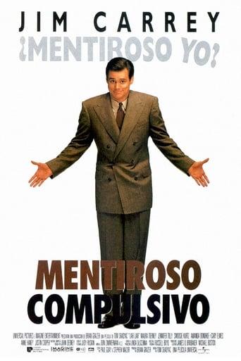 Poster of Mentiroso compulsivo