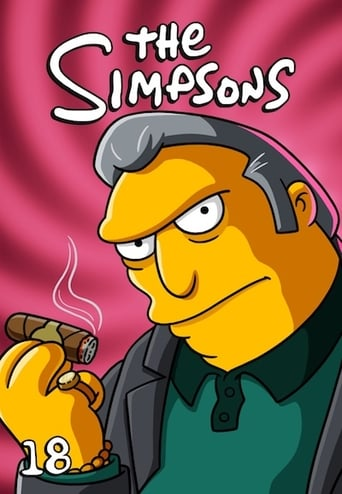 Os Simpsons 18ª Temporada - Poster