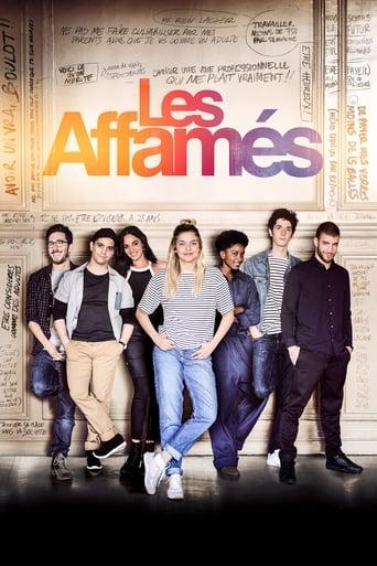 Poster of Les Affamés