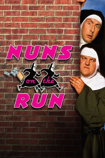 Poster of Nuns on the Run fragman