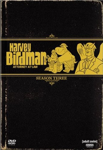 Download Legenda de Harvey Birdman, Attorney at Law S03E07
