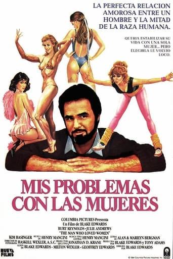 Poster of Mis problemas con las mujeres