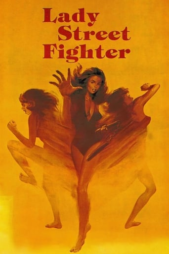 lady street fighter 1981