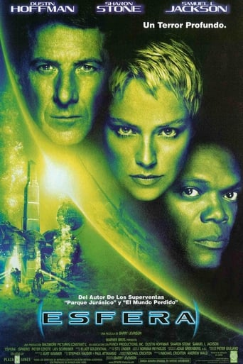 Poster of Esfera