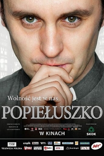 Poster of Popieluszko: Freedom Is Within Us