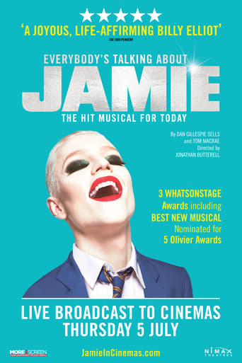 Poster of Everybody's Talking About Jamie