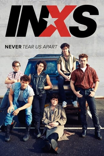 Poster of INXS : Never Tear Us Apart