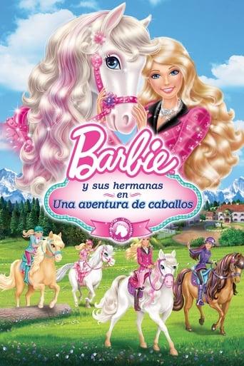 Poster of Barbie y Sus Hermanas en Una Aventura de Caballos