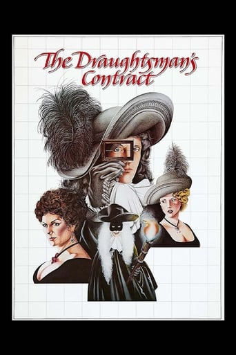 Poster of The Draughtsman's Contract