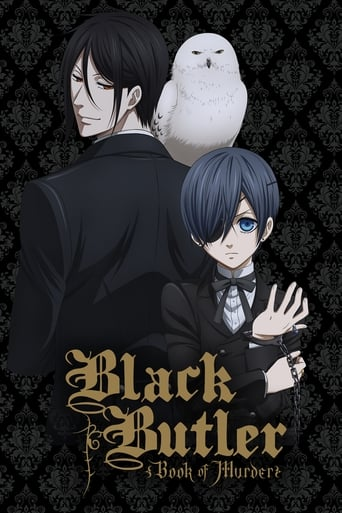 Poster of Black Butler: Book of Murder
