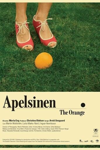 Poster of Apelsinen