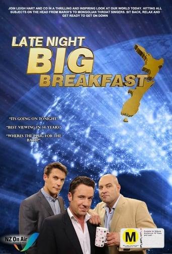 Ver Late Night Big Breakfast serie tv online