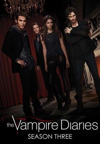 Diários de um Vampiro 3ª Temporada - Poster