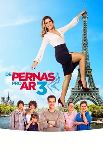 De Pernas Pro Ar 3 - Poster
