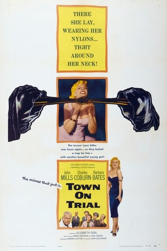 Poster of Town on Trial