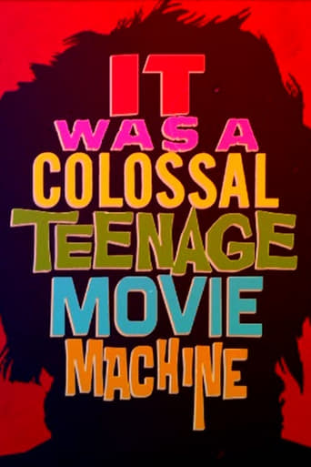 Poster of It Was a Colossal Teenage Movie Machine: The AIP Story