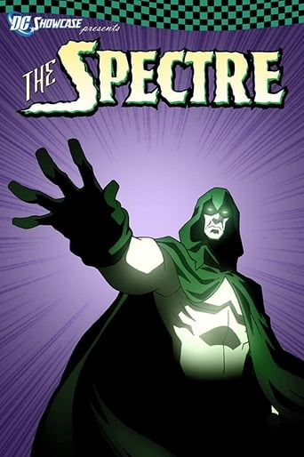 Poster of DC Showcase: The Spectre