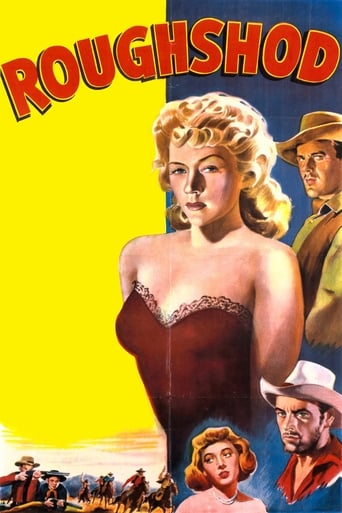 Poster of Roughshod