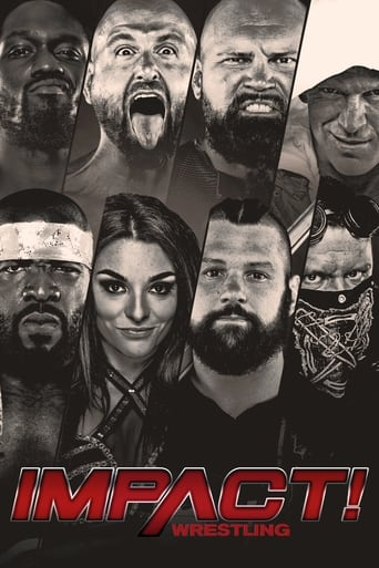 Poster Impact Wrestling