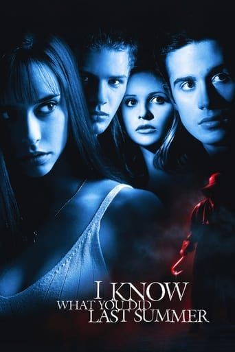 I Know What You Did Last Summer (1997) - poster