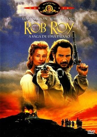 Rob Roy, a Saga de uma Paixão - Poster