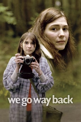 Poster of We Go Way Back