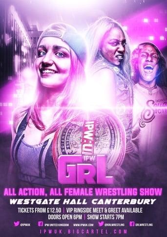 Poster of IPW:UK GRL
