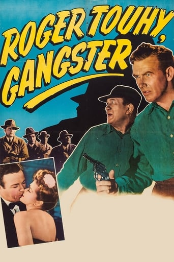 Poster of Roger Touhy, Gangster