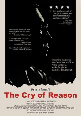Watch The Cry of Reason: Beyers Naude – An Afrikaner Speaks Out full movie downlaod openload movies