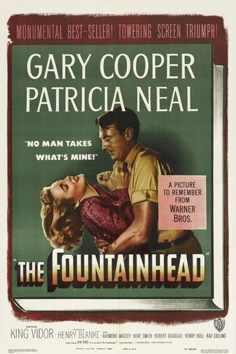 Poster of The Fountainhead