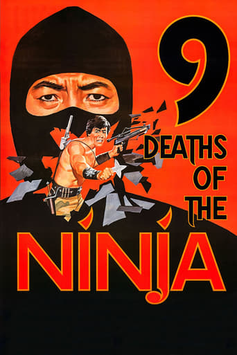 9 Deaths of the Ninja Movie Poster