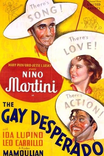 Poster of The Gay Desperado