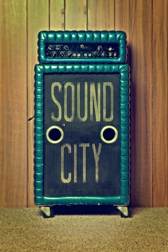 Poster of Sound City