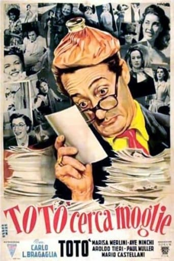 Watch Totò cerca moglie Free Movie Online