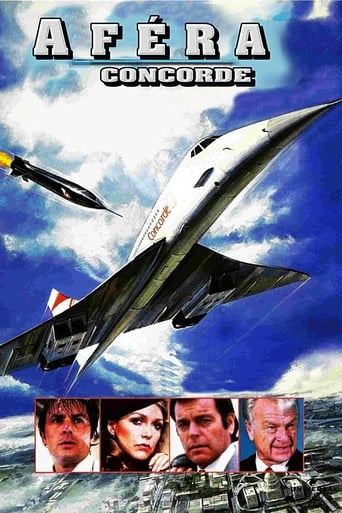 Poster of The Concorde Affair