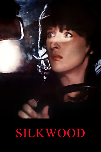 Poster of Silkwood