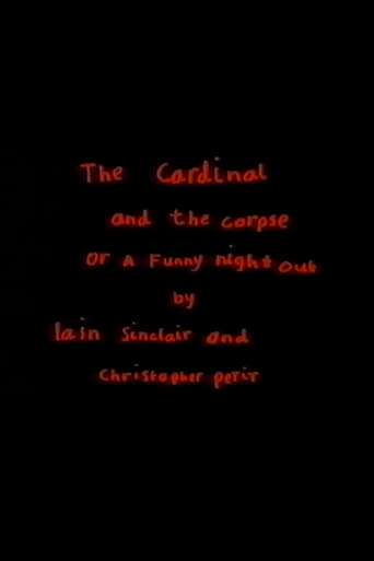 The Cardinal and the Corpse Movie Poster