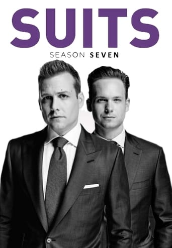 Kostiumuotieji / Suits (2017) 7 Sezonas