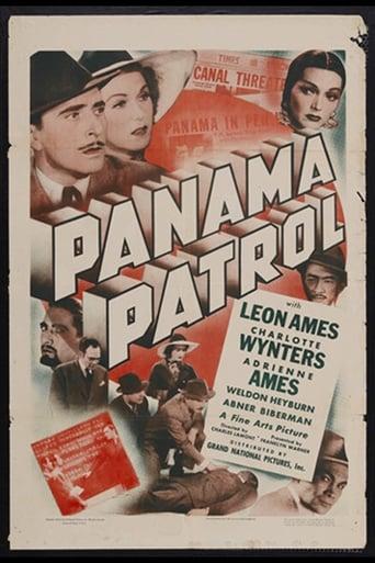 Poster of Panama Patrol