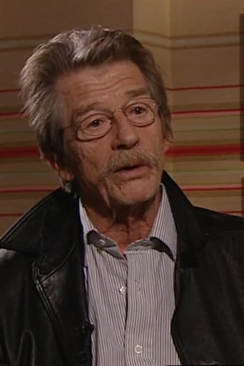 Interview with John Hurt