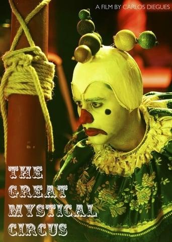 Poster of O Grande Circo Místico
