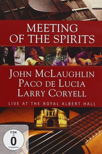 Poster of Meeting of the Spirits