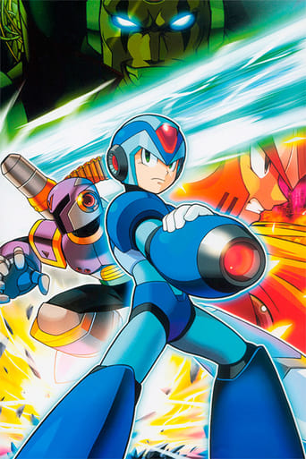 Poster of Megaman X - The Day of Sigma