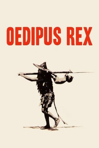 Poster of Oedipus Rex