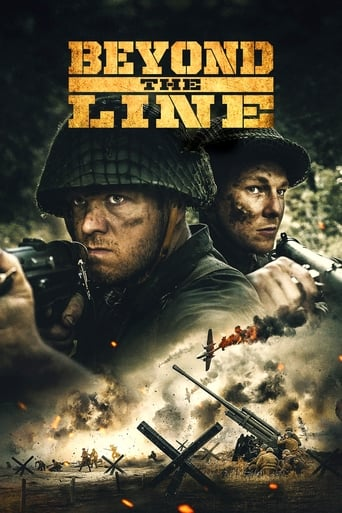Poster of Beyond the Line
