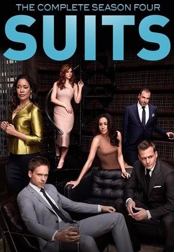Suits 4ª Temporada - Poster