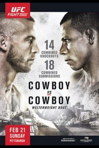 Watch UFC Fight Night 83: Cowboy vs. Cowboy full movie online 1337x