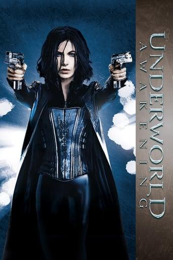 Poster of Underworld: Awakening